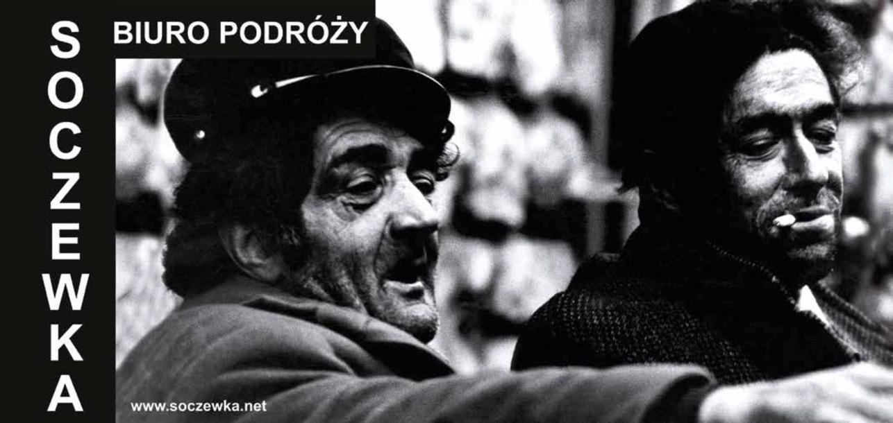 Paruzel Andrzej Billboard Biura Podróży Soczewka